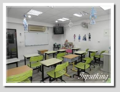 辅导班教室装修效果图